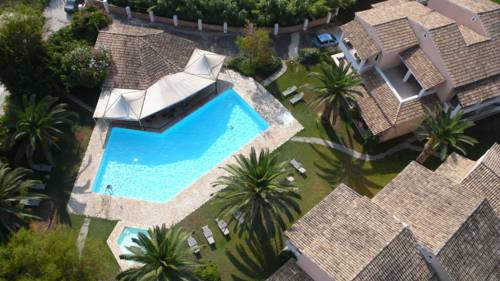 Folies Corfu Town Hotel Apartments