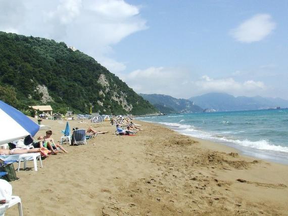 Glyfada - Corfu