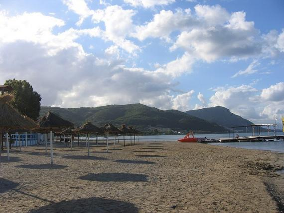 'Messonghi Beach' - Corfu